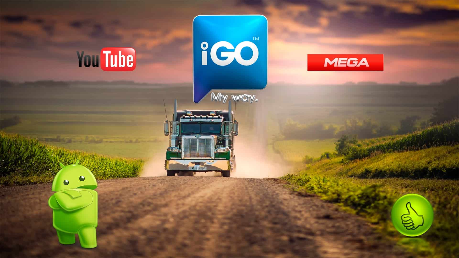 igo 8 maps 2018 download