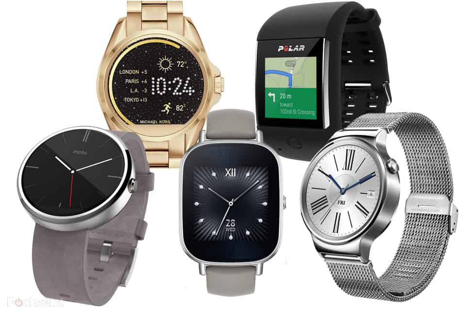 Top Android smartwatches for 2017