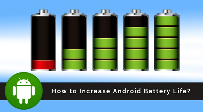 Simple Tips how to improve android battery life