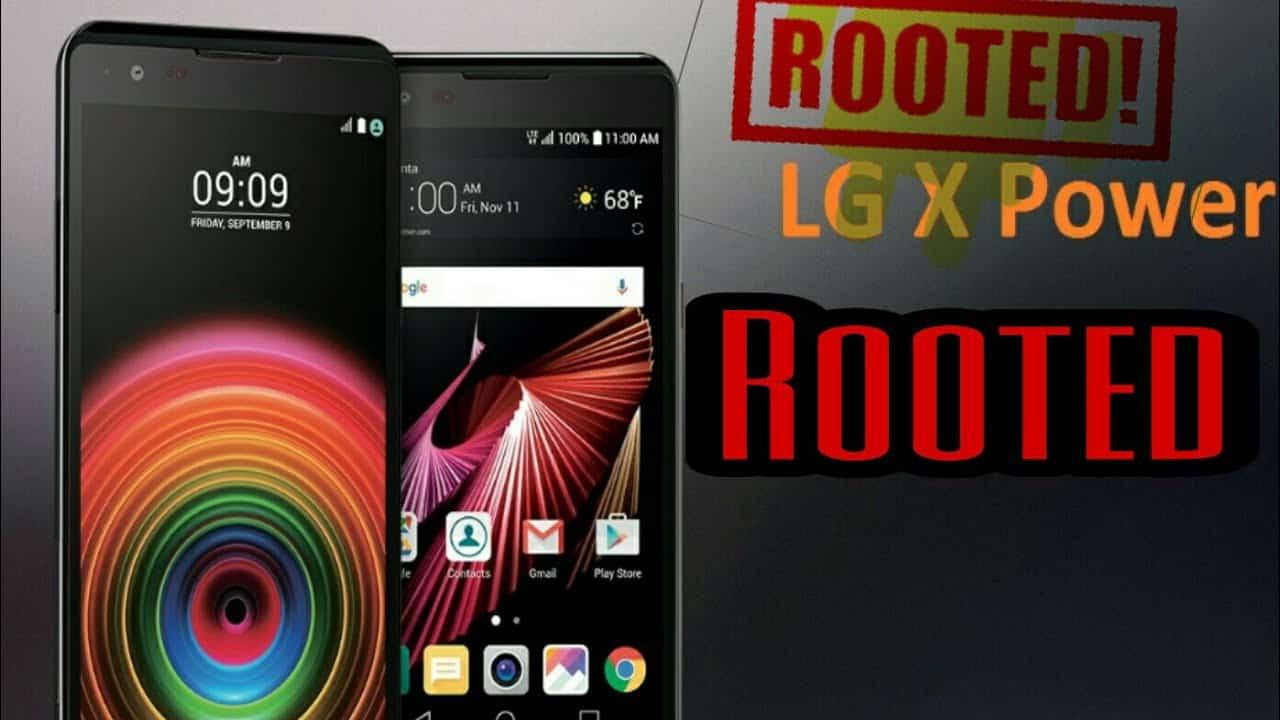 How to root LG X power » AndroidGuru eu