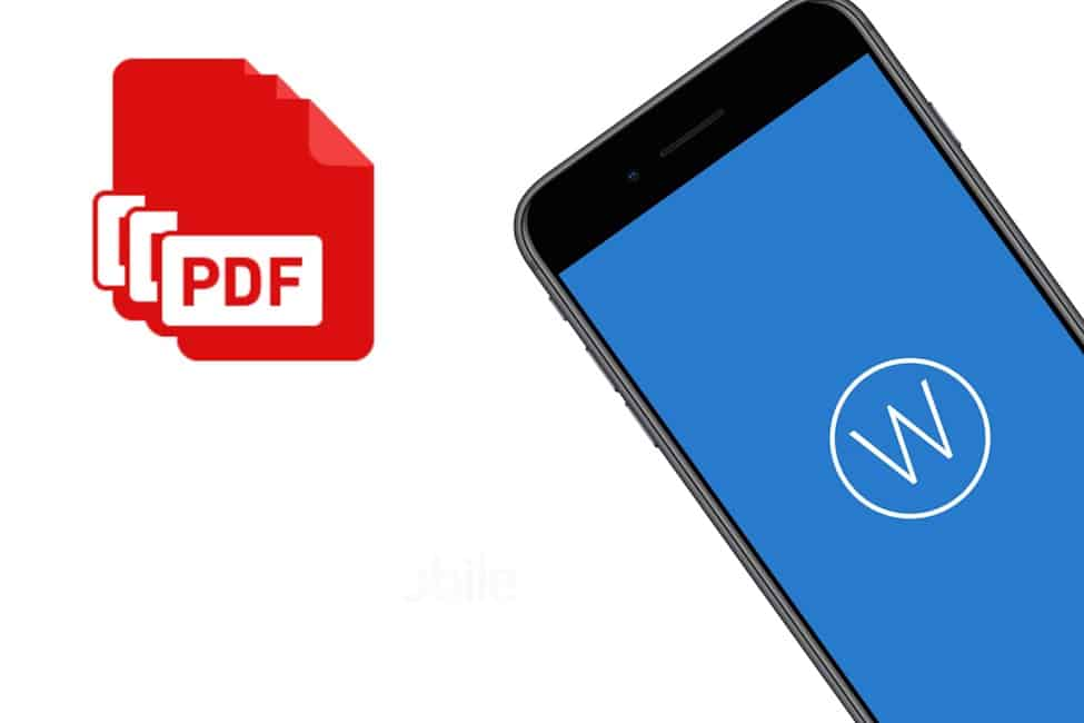 How to Convert PDF to Word on Any Mobile Phone