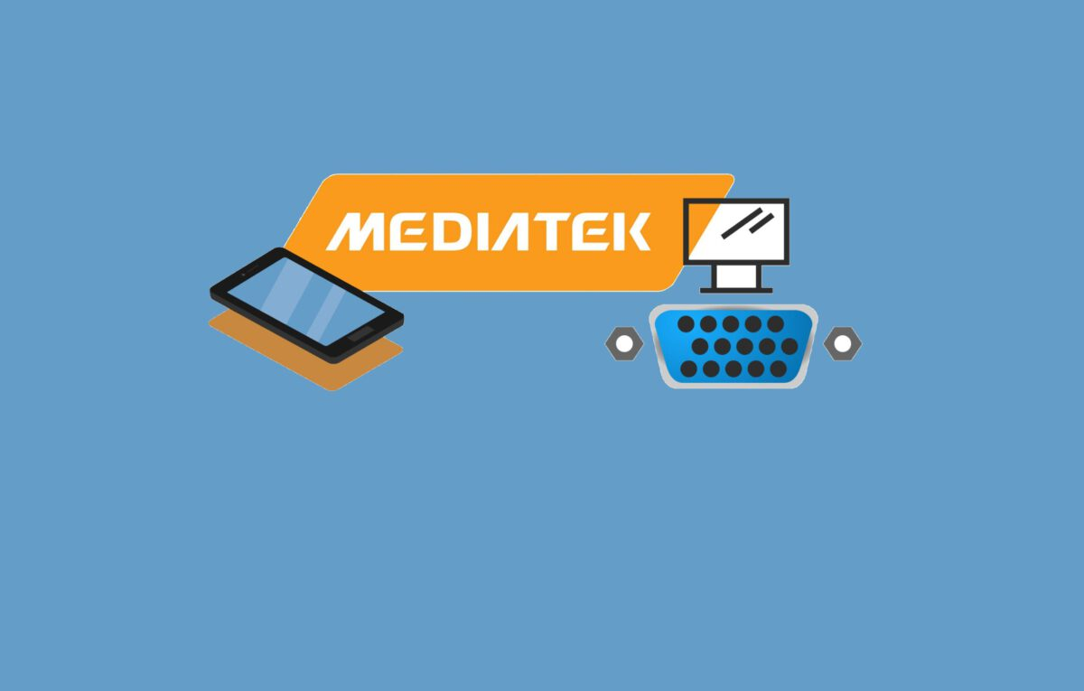 Download MediaTek SP Driver v5.1632