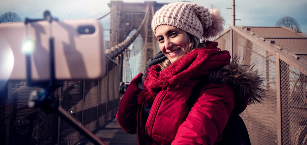Best Apps For A Selfie Stick